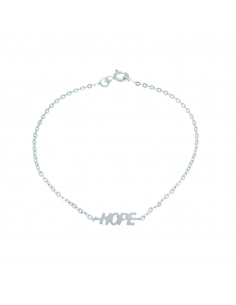 J&Rio Silver Feelings Pulseira Hope
