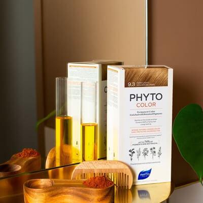 Phyto Coloração